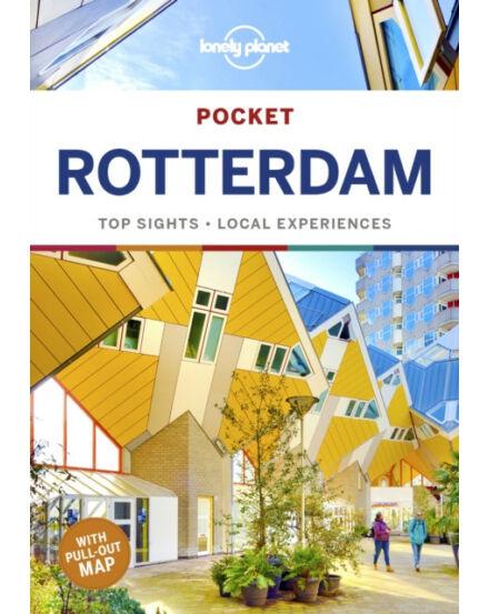 9781787017962  Rotterdam Pocket útikönyv (angol) Lonely Cartographia