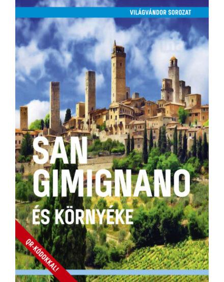Cartographia  - San Gimignano és környéke útikönyv