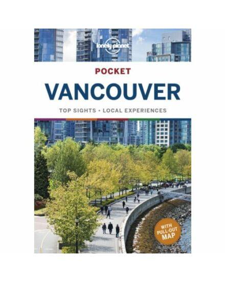 Vancouver Pocket útikönyv Lonely