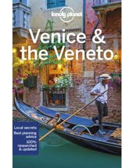 Velence és Veneto tartomány útikönyv (angol) Venice the Veneto Lonely