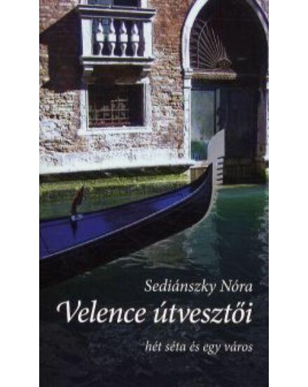 Velence útvesztői könyv