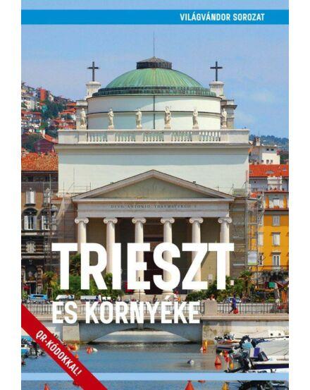 Cartographia-Trieszt és környéke útikönyv - Világvándor