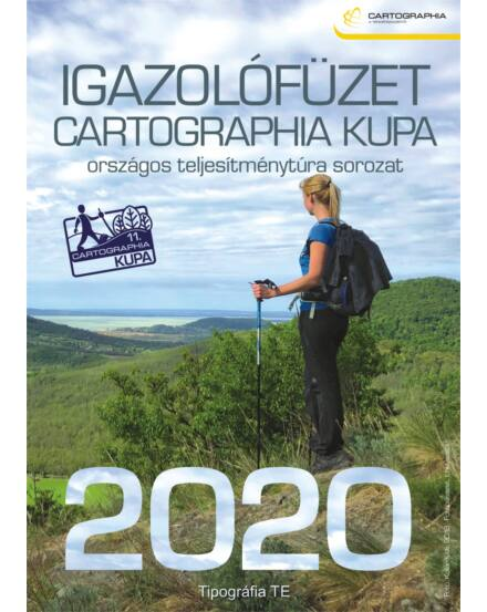 Cartographia  - Igazolófüzet - Cartographia Kupa
