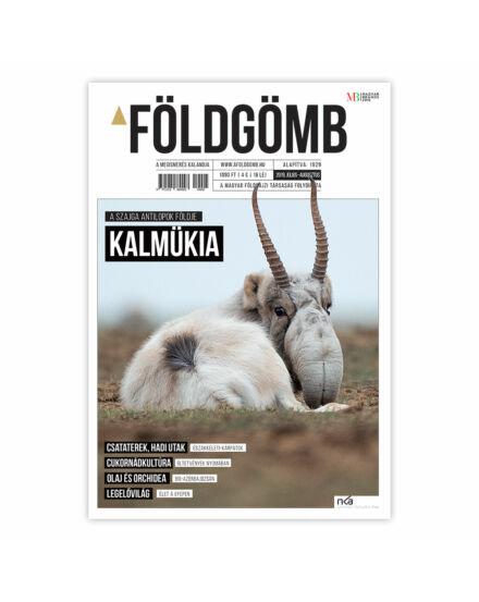 Földgömb újság 2019 /július-augusztus