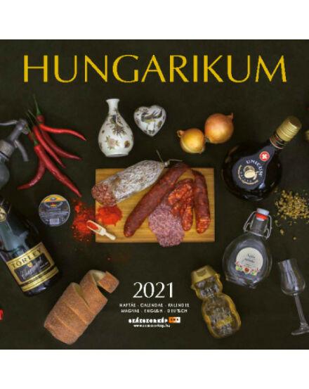 Cartographia  - Hungarikum falinaptár 2021