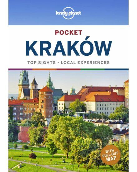 Krakkó Pocket útikönyv Krakow Pocket Lonely Planet