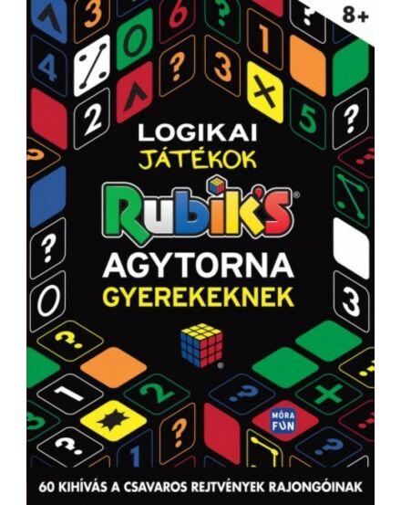 Logikai játékok - Agytorna gyerekeknek könyv