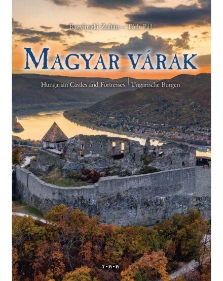 Magyar várak Cartographia 9789635100767