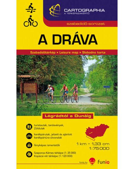 Cartographia  - Dráva szabadidőtérkép