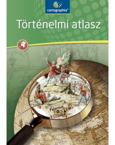Cartographia  - Történelmi atlasz ált. és középiskolák számára CR-0062