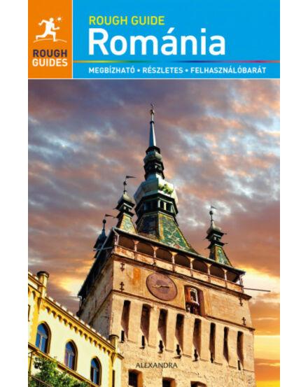 Románia útikönyv térképmelléklettel - Pocket Rough Guides