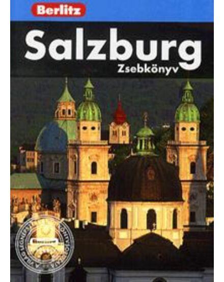 Cartographia  - Salzburg útikönyv - Berlitz