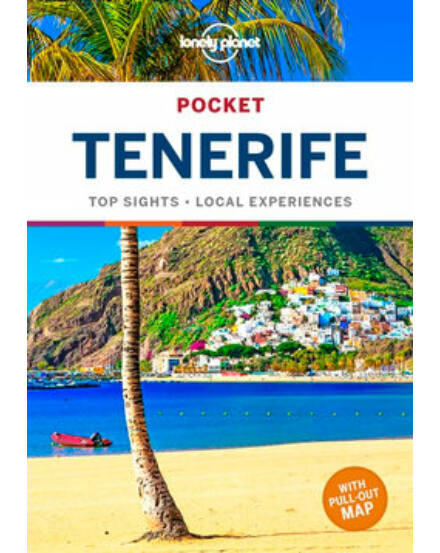 Tenerife Pocket útikönyv Lonely Planet