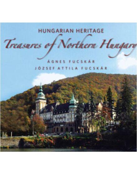 Cartographi-Észak-Magyarország kincsei  angol nyelvű