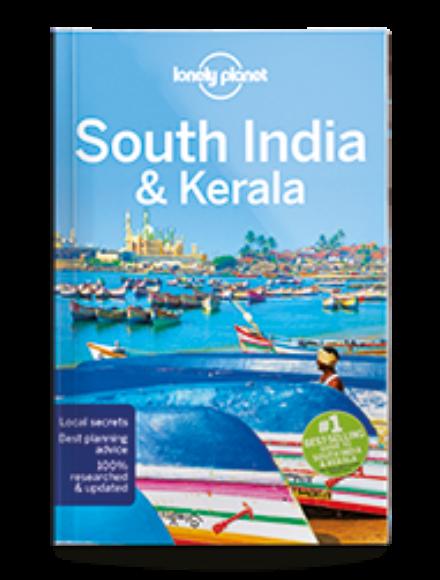 Cartographia  - Dél-India és Kerala útikönyv