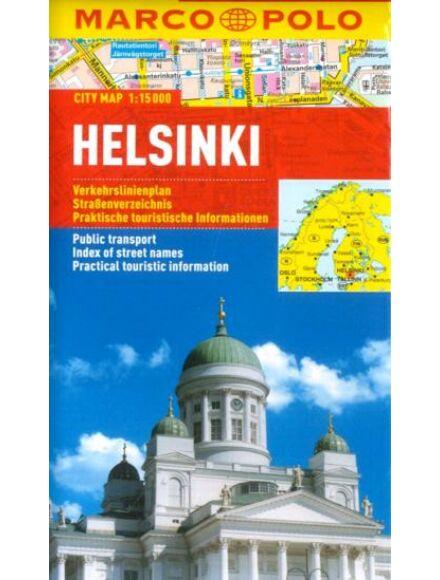 Cartographia  - Helsinki várostérkép