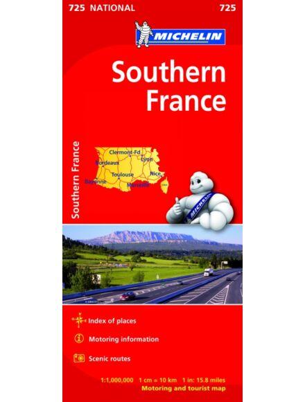 Cartographia  - Franciaország - Dél térkép (725)