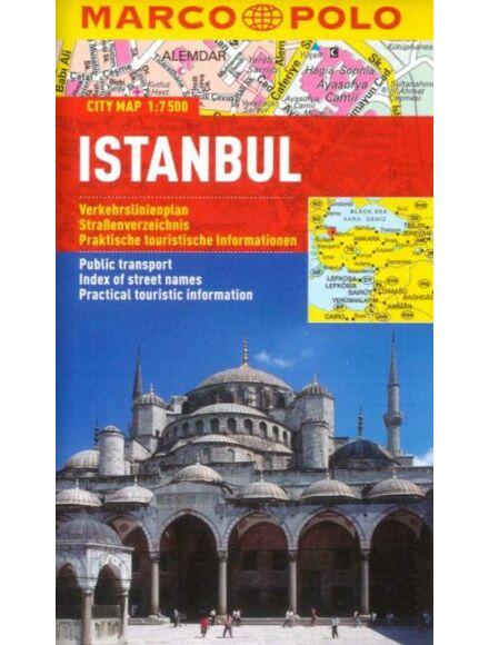 Cartographia  - Isztambul várostérkép