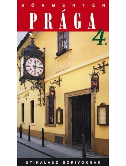 Prága Sörmentén 4. útikönyv