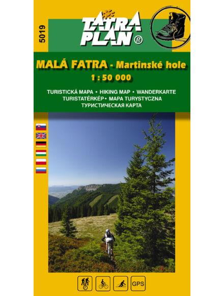 Cartographia  - TP5010 Kis-Fátra turistatérkép
