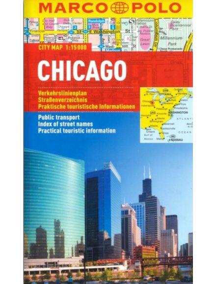 Cartographia  - Chicago várostérkép