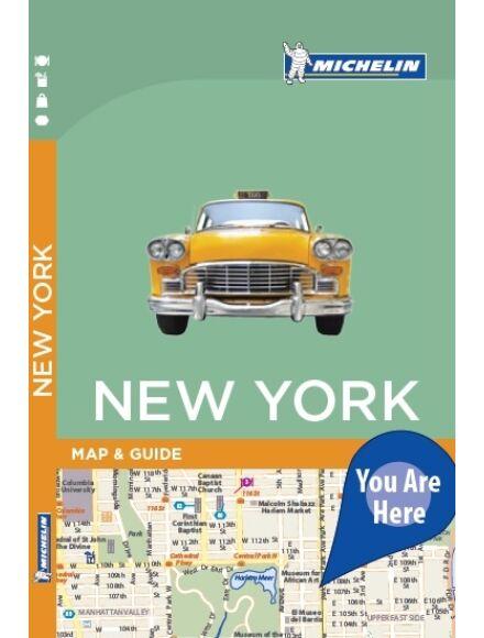 Cartographia  - New York City útikönyv