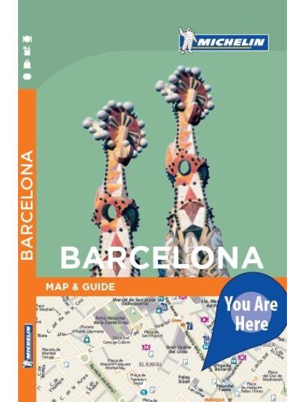Barcelona zseb útikönyv (angol)