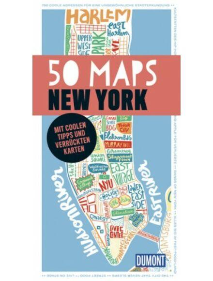 Cartographia  - 50 Maps New York