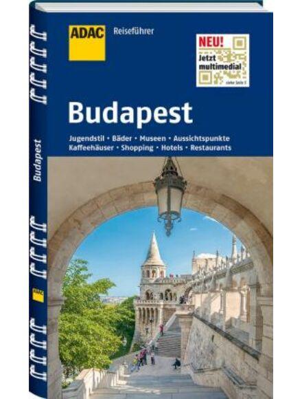 Budapest útikönyv (német)