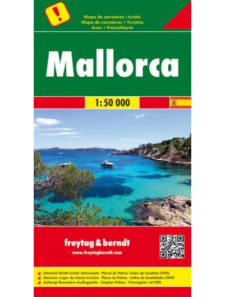 Mallorca térkép
