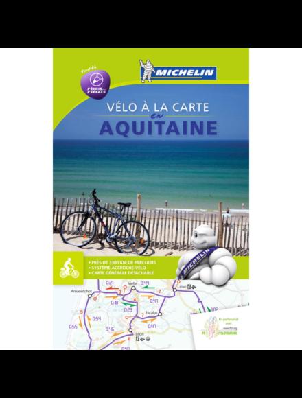 Cartographia  - Aquitania (Aquitane) kerékpáros térkép - 1150 Michelin
