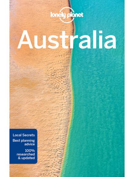 Ausztrália útikönyv (angol)