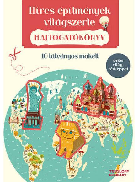 Cartographia  - Híres építmények világszerte hajtogatókönyv