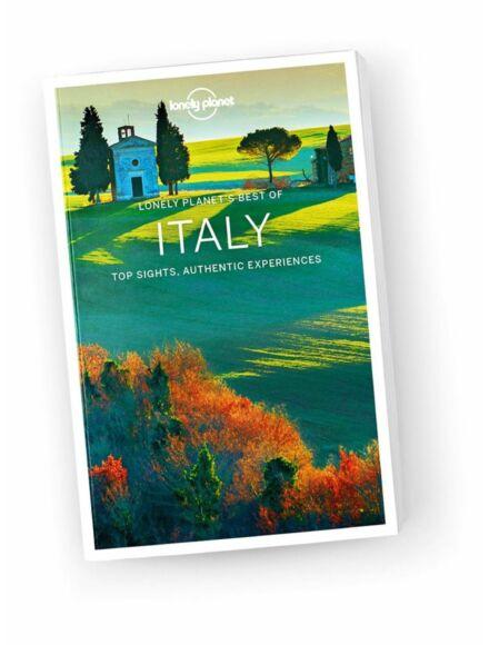 Cartographia  - Lonely Planet's Best of Olaszország útikönyv (angol)