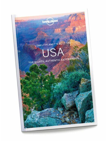 Cartographia  - Best of USA útikönyv (angol)