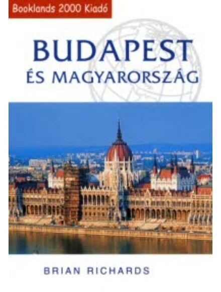 Budapest és Magyarország útikönyv