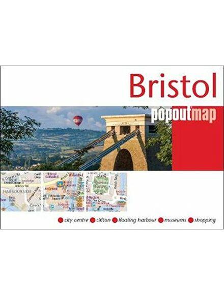 Cartographia  - Bristol várostérkép