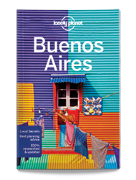Cartographia  - Buenos Aires útikönyv