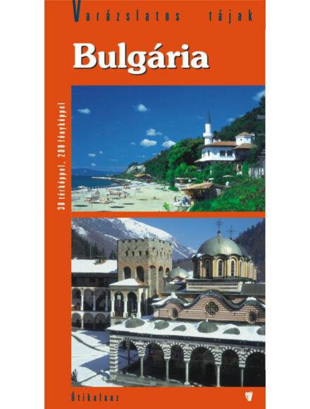 Cartographia  - Bulgária útikönyv