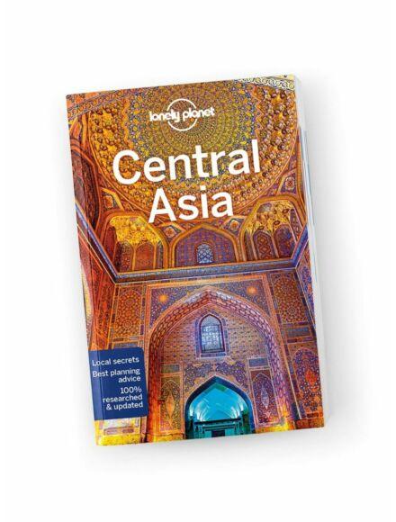 Cartographia  - Közép-Ázsia útikönyv (angol)