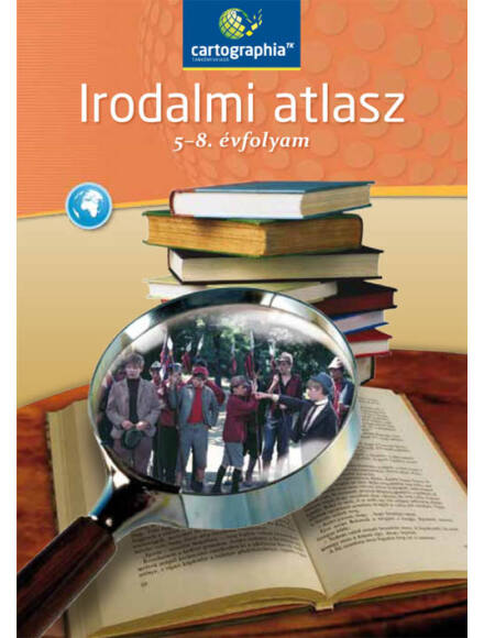 Irodalmi atlasz 5-8. évfolyam (CR-0142)