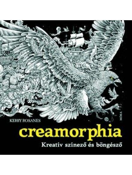 Cartographia  - Creamorphia Kreatív színező és böngésző