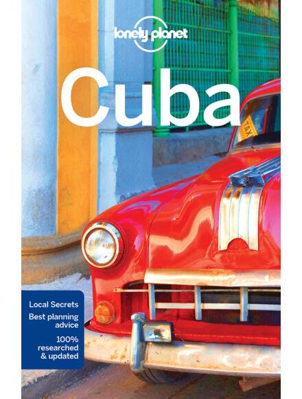 Kuba útikönyv (angol)