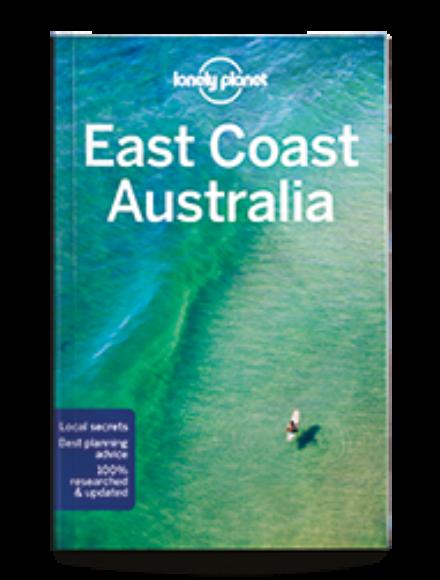 Ausztrália keleti partvidéke útikönyv (angol)