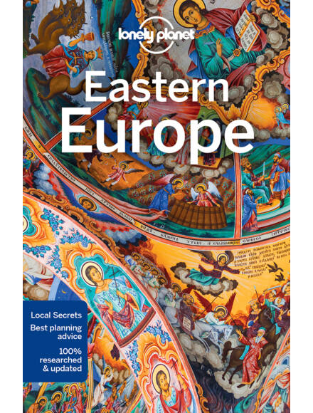 Cartographia  - Kelet-Európa útikönyv (angol)