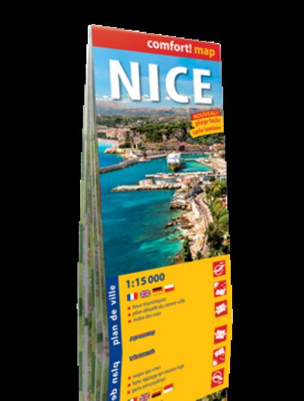 Cartographia  - Nizza térkép