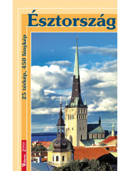 Cartographia  - Észtország útikönyv