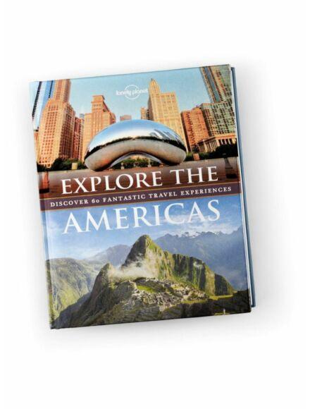 Cartographia  - Explore the Americas útikönyv