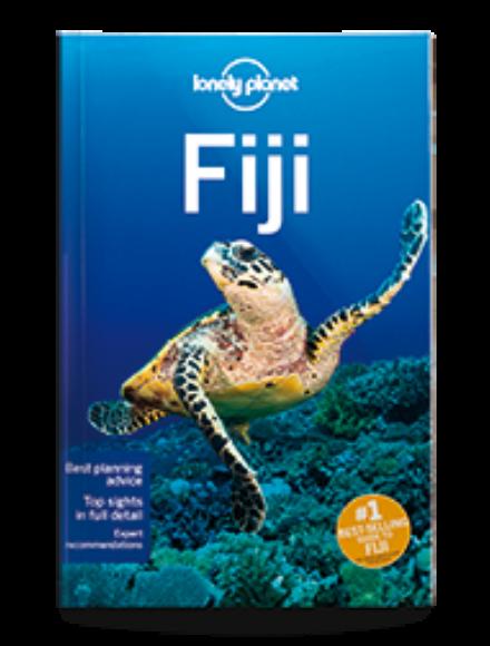 Fidzsi-szigetek útikönyv (angol)