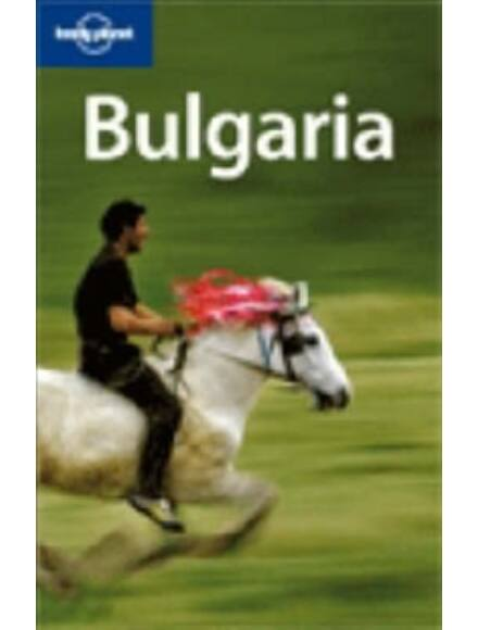 Cartographia  - Bulgária útikönyv (angol)